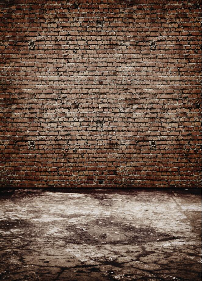 SHENGYONGBAO 200cm*300cm Vinyl Custom Photography Backdrops Brick wall theme Photo Studio Props Photography Background BRW-04