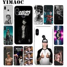 YIMAOC MGK Machine Gun kelly Soft Silicone Case for Xiaomi Mi 9 8 SE 6 6X 5X Mix 2S A2 Lite MiA1 POCOPHONE F1 MAX 3
