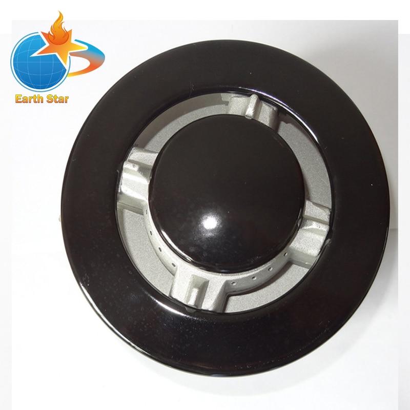 EARTH STAR Outdiameter 130mm Sabaf Triple burner I 130mm for gas cooker with base earth star outdiameter 130mm sabaf triple burner i 130mm for gas cooker with base
