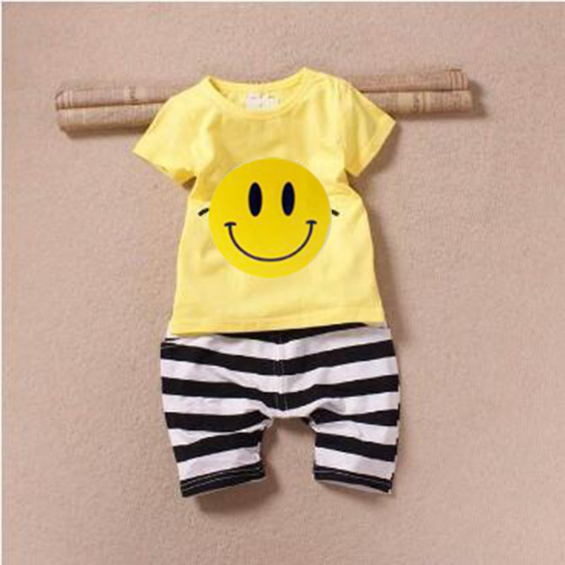 New Trend Yellow Smiley Face Happy Stickers 2 quot Round Teacher Labels Self adhesive Smiley Sticker for Cloth Bags Diary Decoration in Wallpapers from Home Improvement