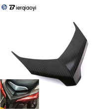 for Yamaha XMAX 300 XMAX300 2017 2018 X-max CF Carbon Fiber Tail Section Cover Wing accessories X MAX