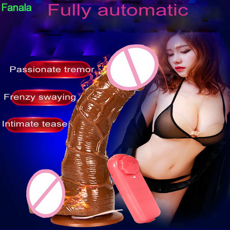 FANALA Huge faak dildo vibrator Sex toys for woman Dildos for women Big Dildo realistic Penis doble penetracion sex shop