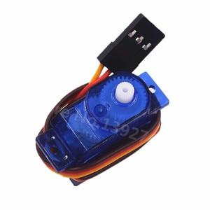 Image 4 - 10 pièces SG 50 5g Mini/Micro servomoteur numérique pour RC à distance avion voiture hélicoptères avion bateau Trex SG50