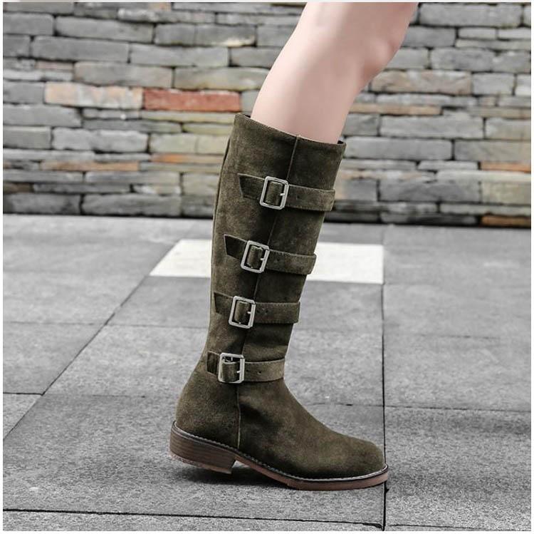 women boots Z604-11