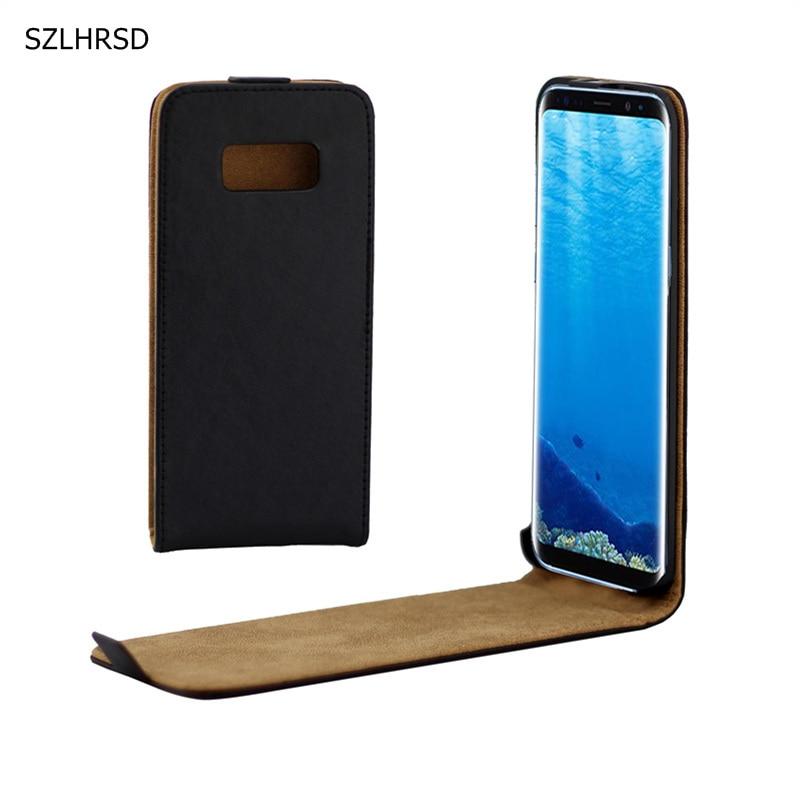 vertical flip case samsung s8