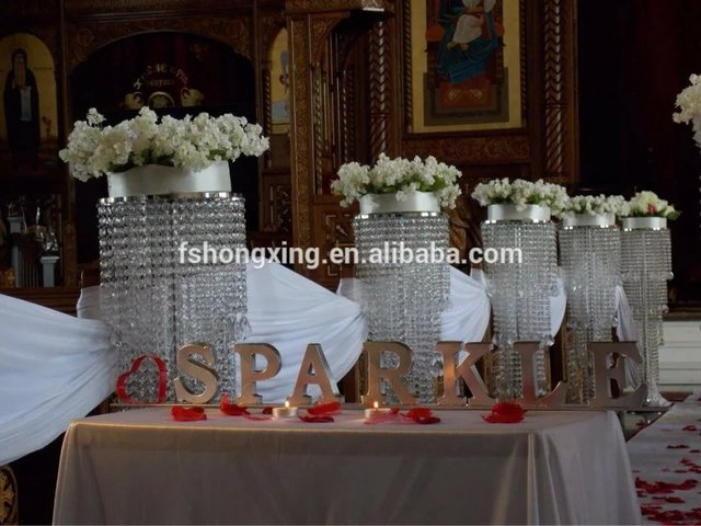 Wedding Aisle Pillar For Weddings Decor Walkway Pedestal Stand
