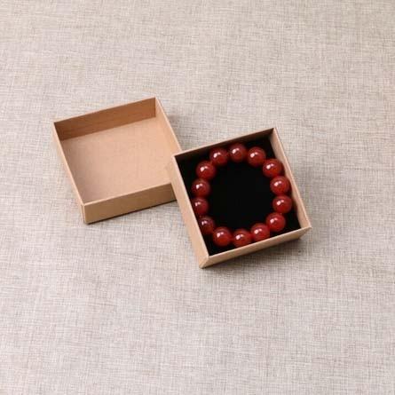 2016 New Kraft Bracelet Box High Quality 12 pcs/Lot Bangle Jewelry Display Box (Custom Logo Cost Extra MOQ : 1000 PCS )