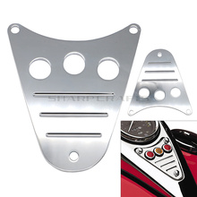 Motorcycle Parts CNC Dash Plaque Cover Dashboard decoration For Kawasaki Vulcan 1500 VN1500N VN1500T VN1500R VN1500E Classic
