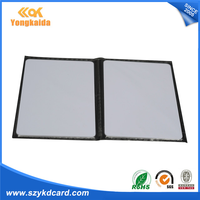Yongkaida 2500 pcs Inkjet Printable 125KHZ ID RFID Blank Card With Available TK4100 Chip