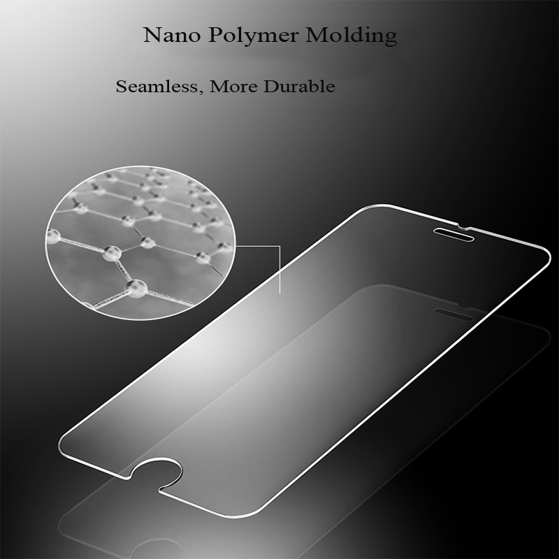 Oppselve 0 3MM 3D Screen Protector Tempered Glass For iPhone 8 7 6 6s Plus Curved Cover Thin Toughened Glass Film For iPhone8 in Phone Screen Protectors from Cellphones Telecommunications