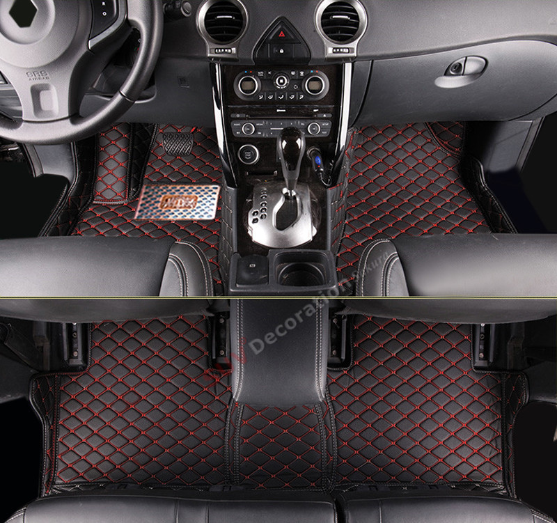 Здесь продается  For Renault Koleos 2011 - 2015  Accessories Interior Leather Carpets Cover Car Foot Mat Floor Pad 1set  Автомобили и Мотоциклы