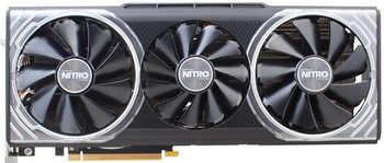 Bykski Water Block use for Sapphire Nitro+ Radeon RX Vega 64 8GB HBM2 (11275-03-40G) Full Cover GPU Copper Block Radiator RGB