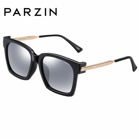 PARZIN Brand Winter New Polarized Sunglasses Men and Women Fashion Large Square Frame Driving sunglasses With Original Box9673 Islamabad