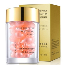 Fish Seed Peptide Rejuvenating Essence Lasting Hydrating Oil-control Shrinking Pores Face S