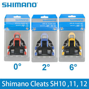 3abd1299a Shimano SH10 SH11 SH12 SPD SL Road Pedals Cleats bicycle Pedals plate road  bike clip