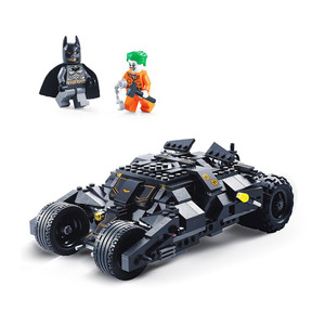 DC Superheros Batmobile Car Ba