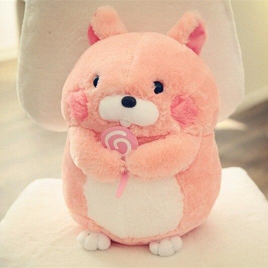 Кэндис Го! Супер милые плюшевые игрушки Аниме Himouto умару-chan UMR любимца сурок любителей хомяка на день рождения Рождество подарок 1 шт.