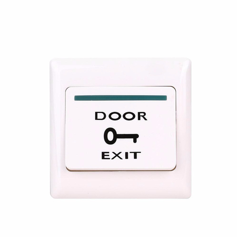 Door Exit Button Release Push Switch for access control