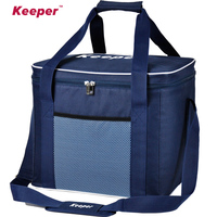 Thick PEVA Liner Lunch Bag Lunchbox Keeper Ice Pack Cooler Bag Cooler Box Insulation Medium Large
