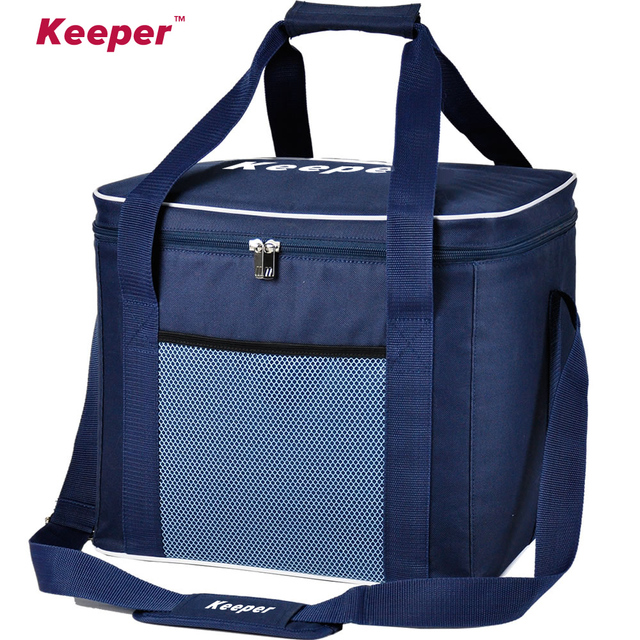 Thick Peva Liner Lunch Bag Lunchbox Keeper Ice Pack Cooler Box Insulation Medium Large