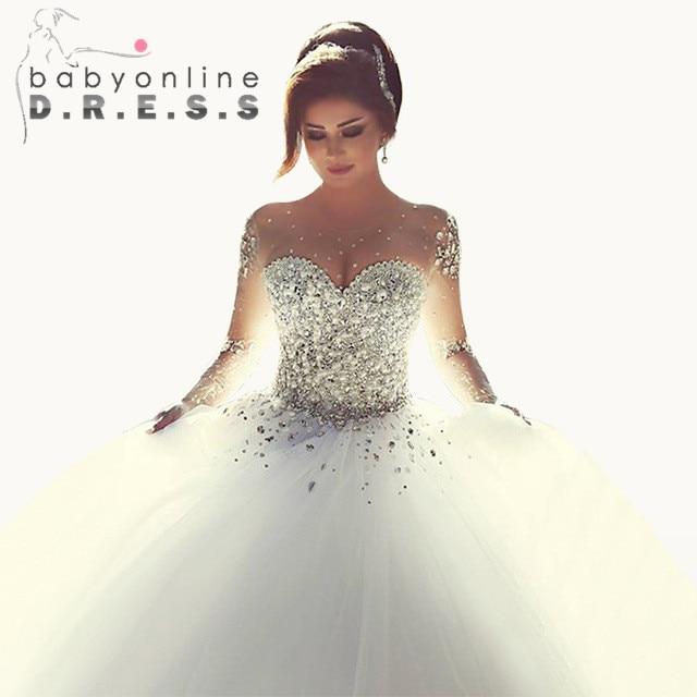 Online Get Cheap Princess Ball Wedding Gowns -Aliexpress.com ...