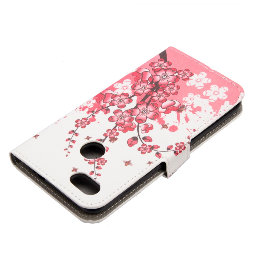 Flip Case for Huawei P9, P9 Lite, P8 Lite , P10 Lite, P8 Lite(2017) PU Leather Butterfly ...