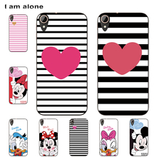 I am alone Phone Cases For HTC Desire 830 5.5 inch Soft TPU Mobile Cover Fashion Color Bags For HTC Desire 830 Free Shipping аксессуар защитное стекло для htc desire 830 ds onext 41084