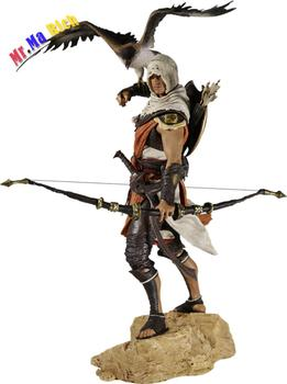 Assassin 's Creed Origini Bayek Action Pvc Figure Collection Model Toy Doll