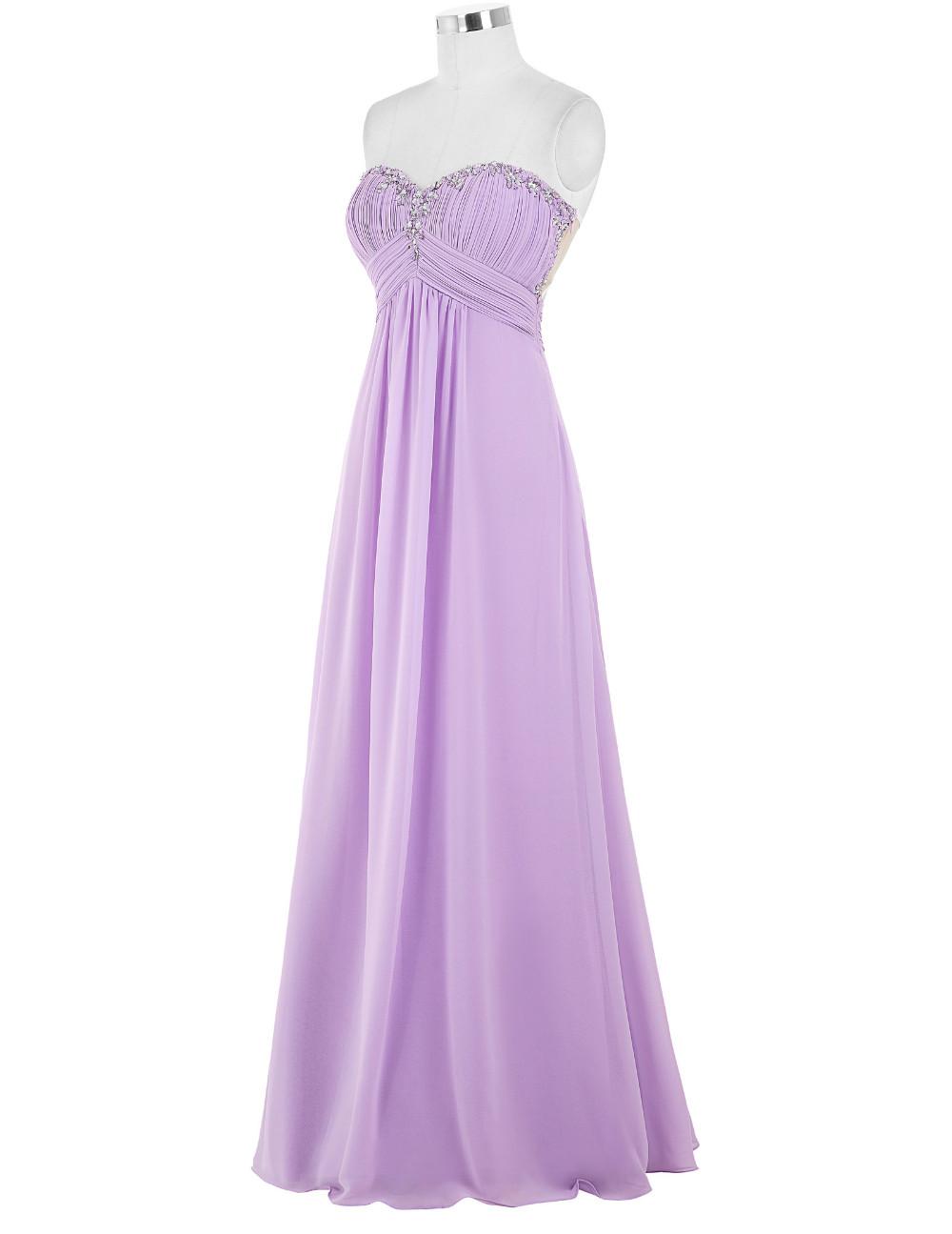 Lavender Green Blue Bridesmaid Dresses Long Wedding Party Dress Bruidsmeisjes Jurk Chiffon Gelinlik Prom Dresses for Bridesmaids 6