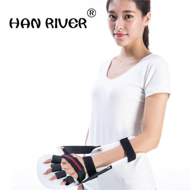 Points fingerboard finger rehabilitation training equipment function position corrects finger hand part finger wrist plate