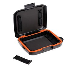CAA-Dust Water Shock Resistant 2.5in Portable HDD Hard Disk Drive Rugged Case Bag for Western Digital WD
