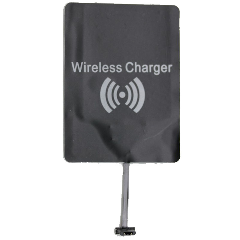 Universal Qi Wireless Charger Receiver For Samsung Htc Lg