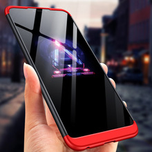 For VIVO Y83 Y 83 Case 360 Degree Full Body Cover Hybrid Shockproof With Tempered Glass Film for