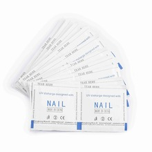 Gel Nail Polish Remover Lint-Free Wipes Set