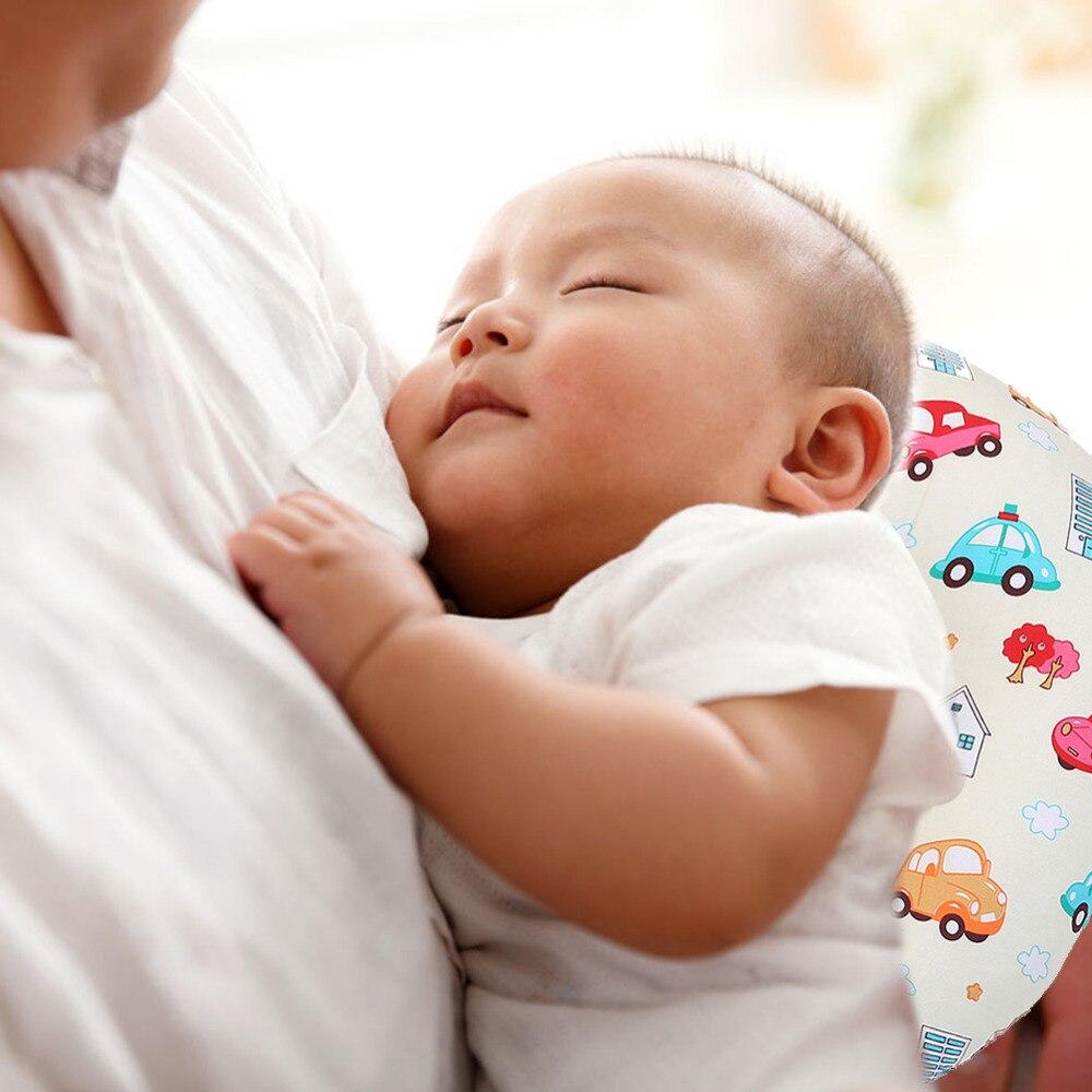 Новый стиль для беременных Для женщин Многофункциональный Грудное вскармливание Уход Подушки Детские течет Вентиляторы младенцев учится ...
