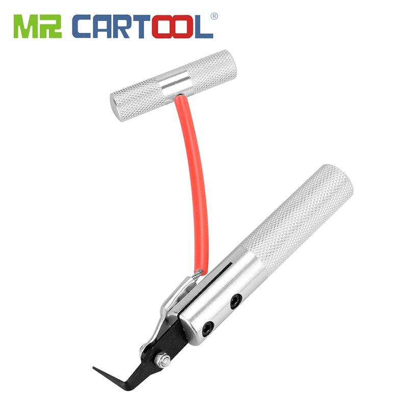 MR CARTOOL Auto Windschutzscheibe Entfernung Riss Reparatur Entferner DIY Wind Glas Werkzeug Dichtung Gummi Broach Gruppe Fenster Auto Hand Werkzeuge