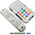 Free shipping, New Arrival RGB Led Strip Colorful MINI RF LED Controller M6 + 28 Keys Remote Control for rgb led strip