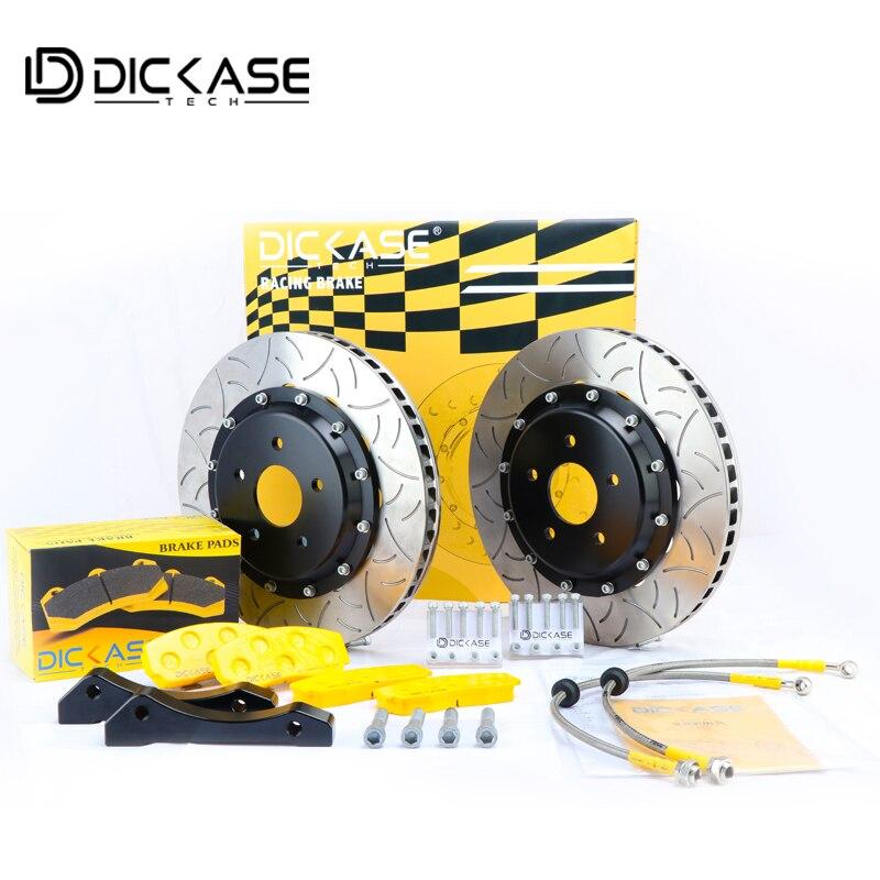 Rotor de disque de frein automatique de voitures de course de haute performance pour étriers de frein pour BMW E90