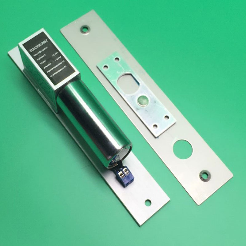 Fail secure electric lock of electric strike for access control 12VDC lock electric strike door lock oc3001kn cathode lock fail secure ancillary electric strike for accecontrol