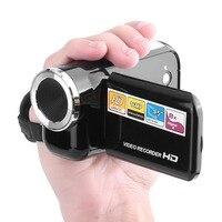 Mini Video Camera Full HD 1080P 16MP With 1.5 TFT Screen 8X Digital Zoom USB2.0 Video Recorder Camcorder DV Camera SDHC/SD Card