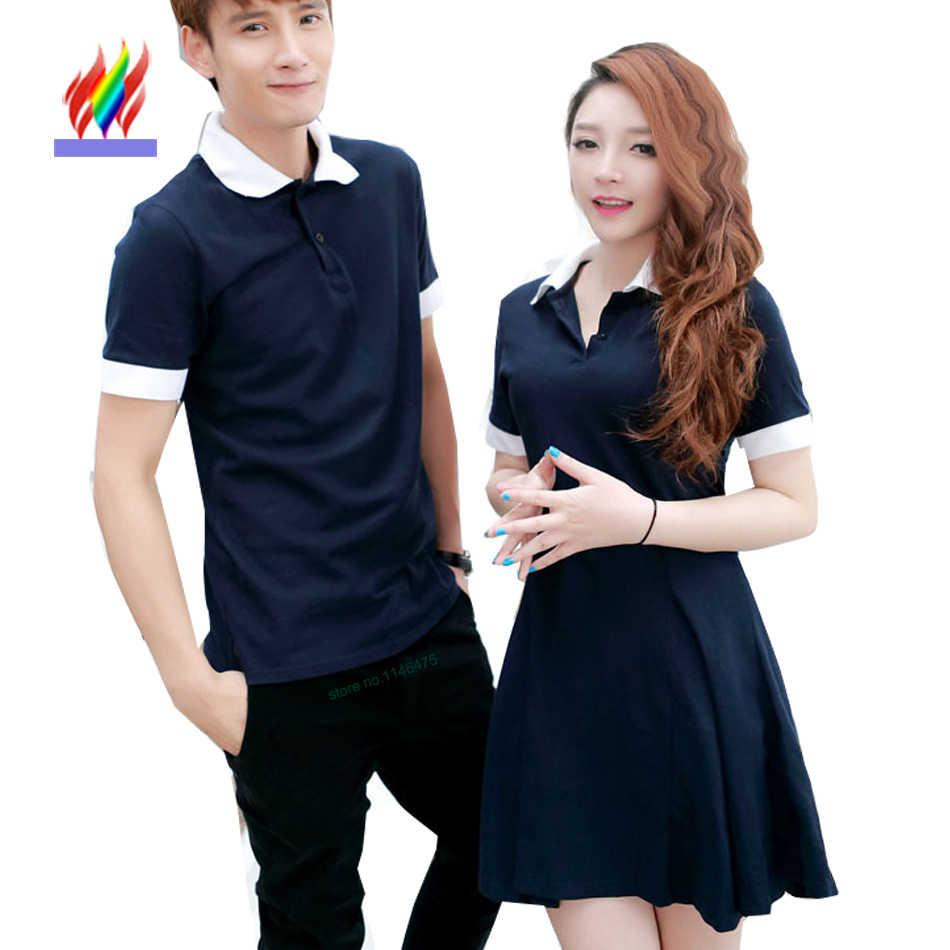 44cb9d61b0 S-XXXXL 4XL T Shirt Couples Clothes Lovers Summer Short Sleeve Casual Cute  Sweet Dark