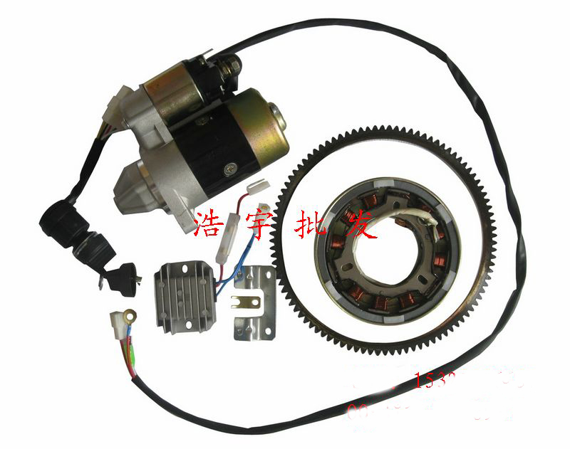 170F 178F 186F diesel engine generator Hand start to change electric start (note the model 170 178 or 186 to us) lxc706 diesel generator auto start control completely replaced dse702 diesel generator auto start control