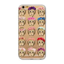 Cute Silicon Cases For IPhone