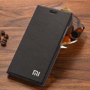 Image 2 - Voor Xiaomi Redmi Note 7 Pro Case Luxe Slim Stijl Portemonnee Filp Leather Case Voor Xiaomi Redmi Note 5 Pro case Kaarthouder Bag