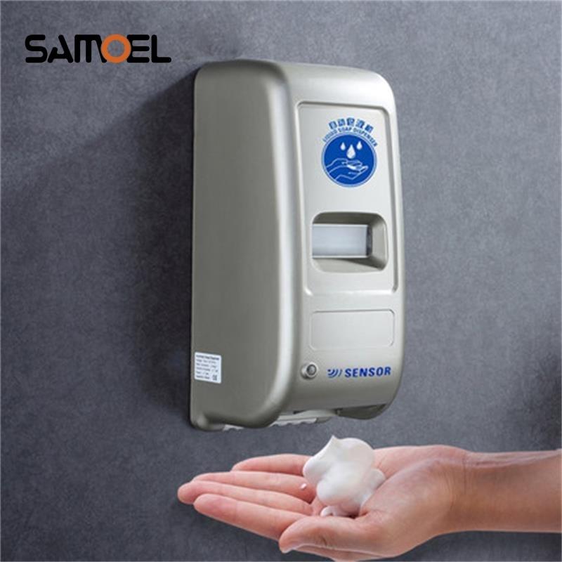 1000ml automatic soap dispenser touchless sanitizer - Built in soap dispenser in bathroom ...