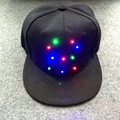 LED light Benn baseball cap Hip-hop hat Fashion lovers hat Stage personality Glow baseball cap