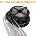 5M 60LED/M 12V 5050 RGBW LED Strip RGB+White or RGB+Warm White RGBW or RGBWW Flexible LED Strip,IP20 IP65 IP67 Wateproof Tape