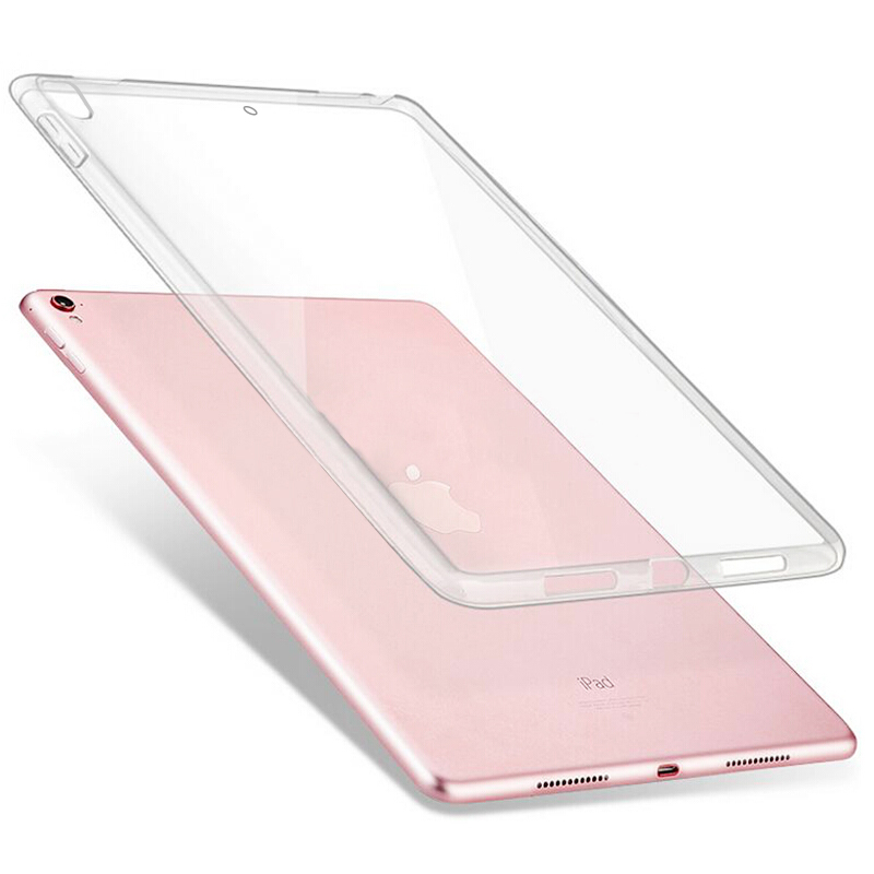 Soft Case For iPad Pro 10.5 Transparent Soft Silicone TPU Case Invisible Thin Protective Case For iPad 10.5 Tablet A1701 A1709