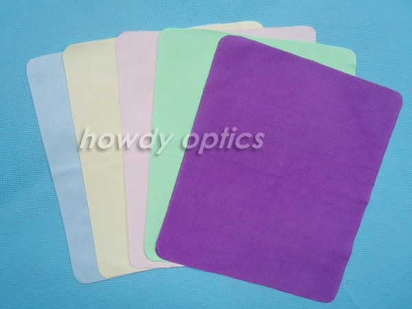 Quality microfiber cleaning cloth 172x150mm of great material,individual packing,available for glasses,phone,ipad,watch,laptop..