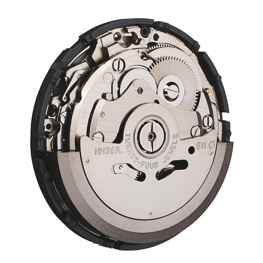 Haute Précision NH36 Montre Mécanique Mouvement De Réparation Accessoires De Bonne qualité